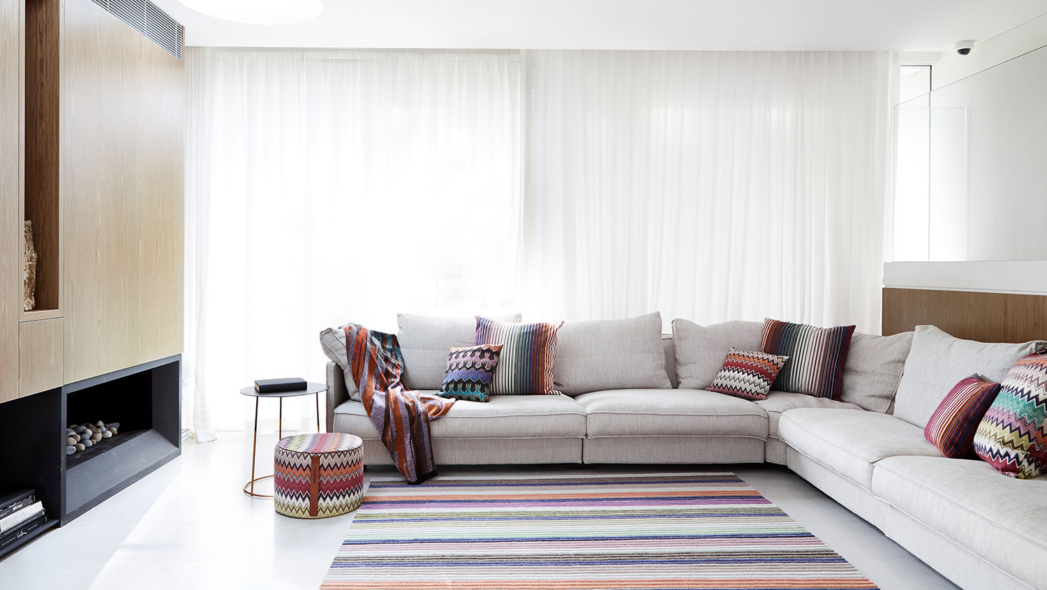 woollahra house - tv room - Photography Andres Ripamonti